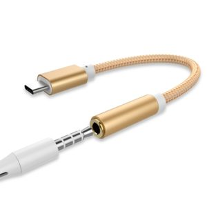 Kabel USB-C - 3,5mm