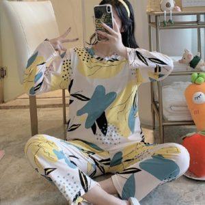 Dámské pyžamo s potiskem Joanna