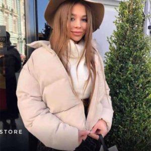 Dámská luxusní zimní bunda Taliah