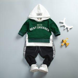 Dětská designová tepláková souprava Best