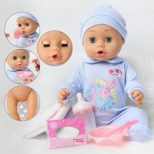 Realistické panenka - miminko Bebe