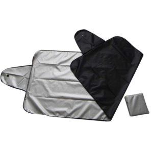Spolehlivá ochrana na čelní sklo automobilu