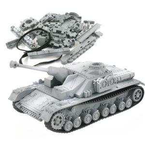 4D Stavebnice modelu tanku
