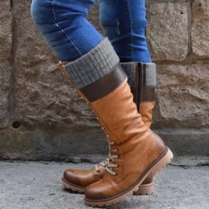 Dámské moderní zimní boty Bianca