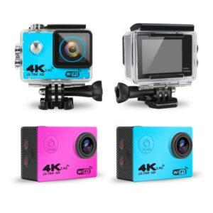 Vodotěsná Ultra HD Kamera s ovladačem