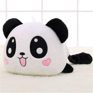 Roztomilý plyšový panda