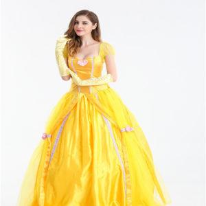 Hallowenský kostým Princezna Bella