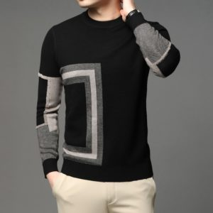 Pánský elegantní svetr Lucas