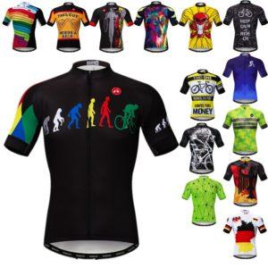 Pánský letní cyklistický dres