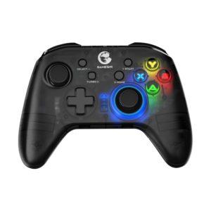 Bezdrátový mobilní ovladač Bluetooth gamepad s 6osým gyroskopem pro Nintendo Switch / Android / iPhone / PC