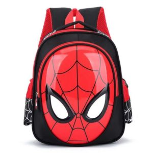 3D cool batoh pro předškoláky s oblíbeným superhrdinou
