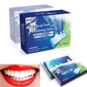 Advanced teeth whitening pásky na bělení zubů