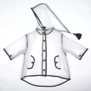 Dětská nepromokavá bunda - pláštěnka