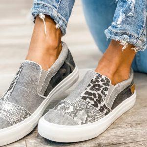 Dámské slip on boty