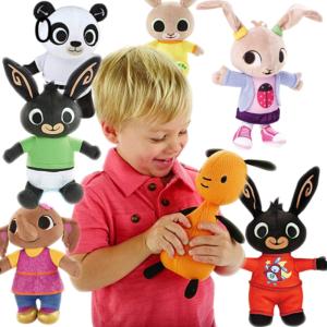 Zvířecí plyšové hračky pro děti
