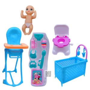 Příslušenství pro panenky Barbie