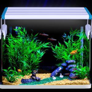 LED osvětlení do akvária - modrobílé