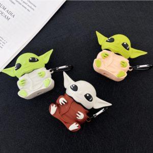 Baby Yoda obal na airpods