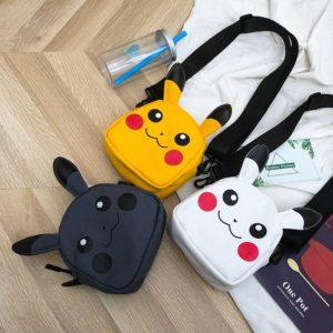 Roztomilá taška přes rameno s motivem Pokémon