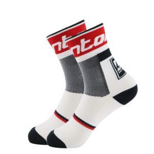 Pohodlné cyklistické unisex ponožky