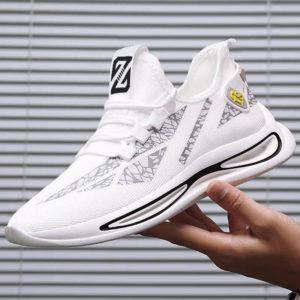 Pánské prodyšné volnočasové sneakers