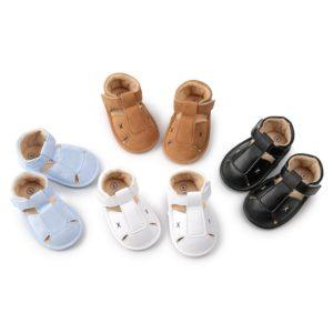 Dětské sandálky z pravé kůže