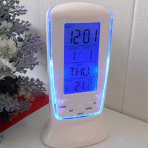 Digitální chytré LED hodiny