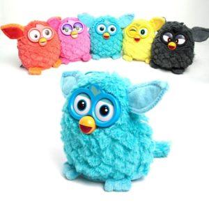 Interaktivní roztomilý plyšový kamarád Furby