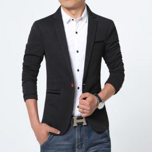 Pánský módní blazer Nico