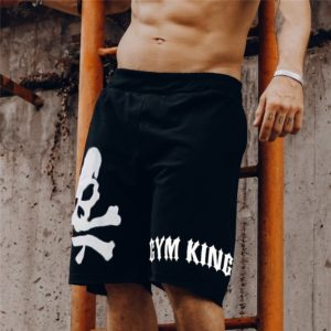 Pánské sportovní kraťasy Gym King