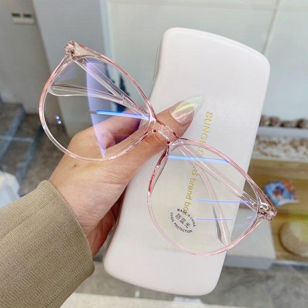 Počítačové okuliare proti modrému svetlu