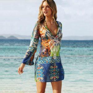 Dámské plážové šaty Amalia