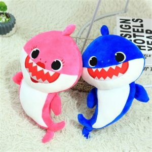 Dětská plyšová hračka Baby shark