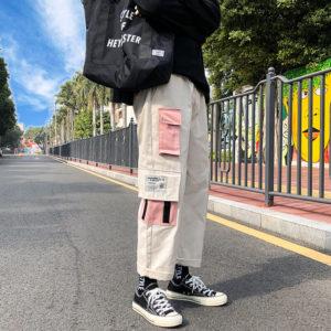 Pánské volné cargo pants
