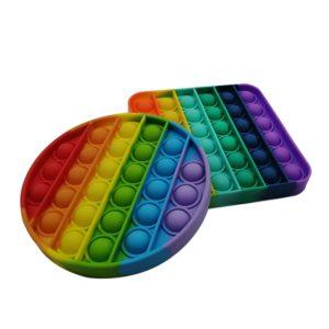 Zábavná antistresová hračka pro dospělé i děti Bubble Fidget