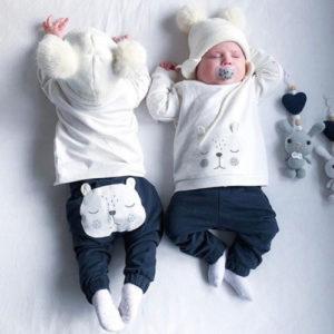 Novorozenecký set s medvídkem