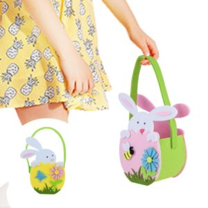 Velikonoční košíček na sladkosti