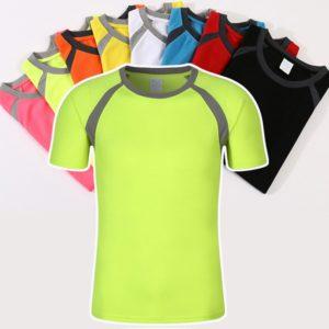 Pánské rychleschnoucí běžecké triko