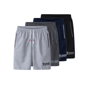 Pánské teplákové sportovní šortky