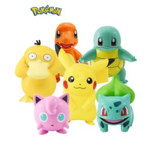 Originální figurky Pokémonů