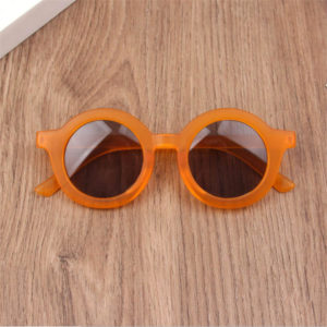 Dětské sluneční retro brýle